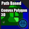 Path based convex 3D model