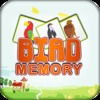 Kids Memory Game Birds Memory