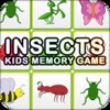 Kids Memory Game  - Insects