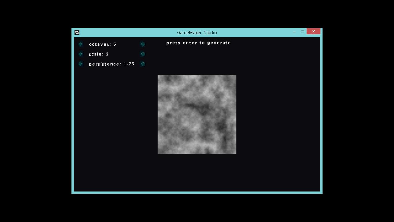Smooth Noise Generator by Huder | GameMaker: Marketplace
