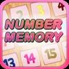 Numbers Memory 123