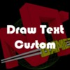 Draw Text Custom