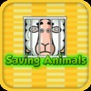 Saving Animals - Memory Game