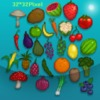 Fruit and Veg Sprites