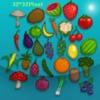 Fruit and Veg Sprites