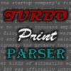 Turbo Print Parser