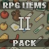 RPG Items pack 16x16 - 2