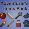 Adventurers Items Pack