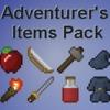 Adventurers Items Pack