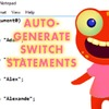 Switch Statement Generator