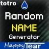 Totro - Random Name Generator