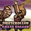 Sidescroller Grave Digger