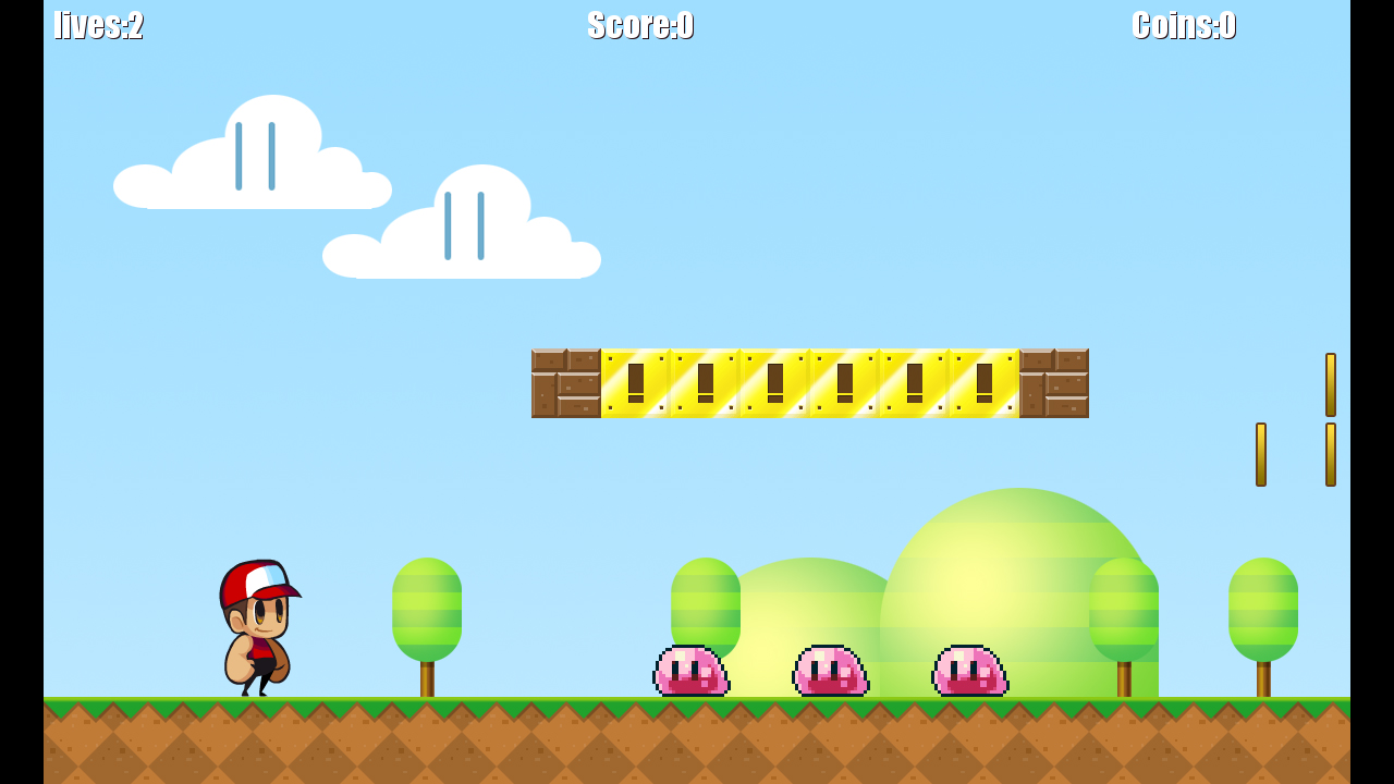 Traditional Platformer by ElSato | GameMaker: Marketplace