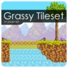 Grassy Tiles - Pixel
