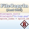 File Copy In And Out