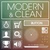 Modern & Clean GUI