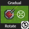 Gradual Rotate