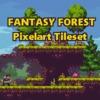Fantasy Forest - Tileset