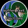 buffer_string functions