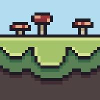 Platformer smooth Tileset by Smaex | GameMaker: Marketplace