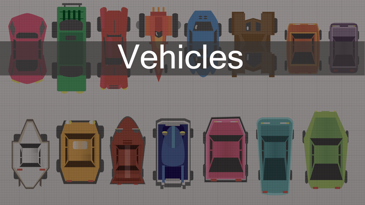 Road Race Assets By Happy Games Gamemaker Marketplace