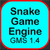 GMS 1.4 - Snake Game Engine