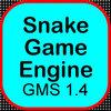 GMS 1.4 - Snake Game Engine