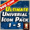 Ultimate Universal Icon Pack