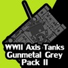 Axis Tanks - Gunmetal Pack II