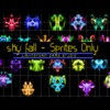 Sky Fall Sprites Only
