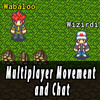 Multiplayer Walking and Chat