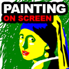 Painting on Screen