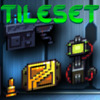 Scifi Tileset Pack