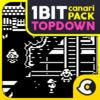 CanariPack 1BIT TopDown