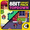 CanariPack 8BIT TopDown