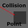 Nearest Collision Point