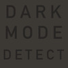 DarkModeDetect