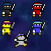 Ninjas 2D Characters