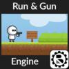 Run & Gun Platformer Engine
