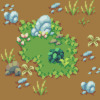 Top down RPG Grassland Tileset