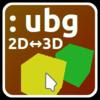 UBG 2D-3D Translator