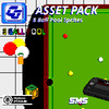 Asset Pack 8 Ball Pool SMS