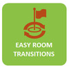 Easy Room Transitions