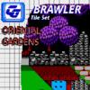 BRAWLER TileSet O'Gardens SMS