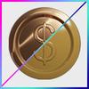 Copper 2.5d Coins