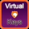 Virtual Key Arrows
