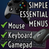 Simple Essential Menus
