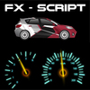 Real car sound FX