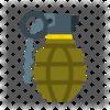 Grenade Top Down