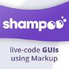 Shampoo - Markup GUI framework